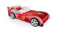 Кровать-машина «Красная»