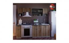Кухня Зара ЛДСП 2.1м